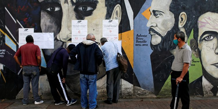 Fraude elecciones venezuela