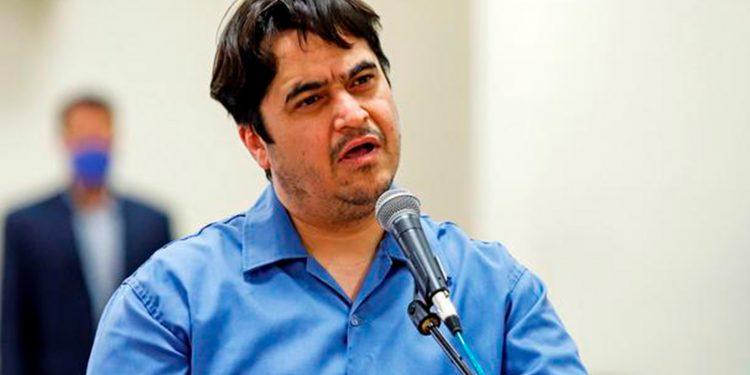 Irán ejecutó a periodista y activista opositor que alentó protestas en 2017 / REUTERS