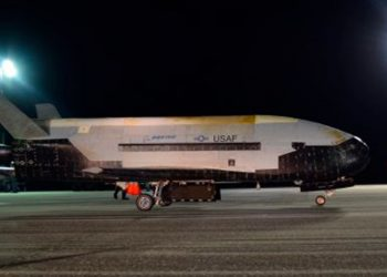 El avión espacial X-37B en su sexta misión ya superó los 200 días en órbita