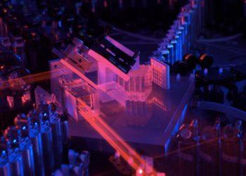 Interferómetro de Jiuzhang, el prototipo de la computadora cuántica, creado en China / Universidad de Ciencia y Tecnología de China