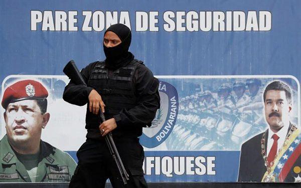 Corte Penal Internacional Venezuela