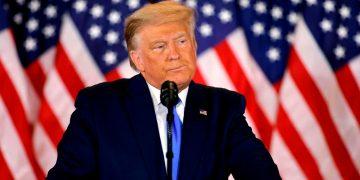 El presidente Donald Trump pidió una auditoría forense completa a los votos en estados clave / REUTERS