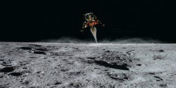 China alunizó con éxito una nave para recolectar rocas lunares / REUTERS