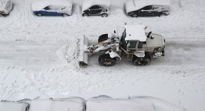 Registros históricos de nieve en España