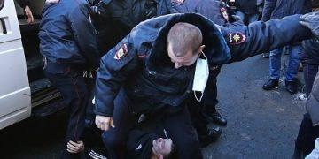 manifestaciones Navalni