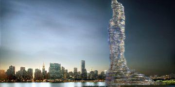 Mandragore New York será uno de los nuevos símbolos de la isla y de la arquitectura bioclimática Cortesía Rescubika