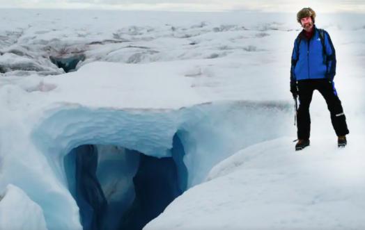 Este científico aseguraba que todo el hielo de Groenlandia desaparecería en 10.000 años / Universidad de Colorado, Boulder