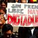 Protesta contra los ataques a la prensa en Venezuela por parte de Maduro