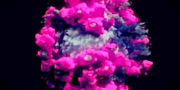 Primera imagen real del coronavirus en 3D