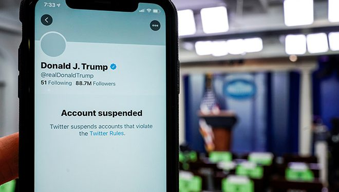 Censura de las redes sociales