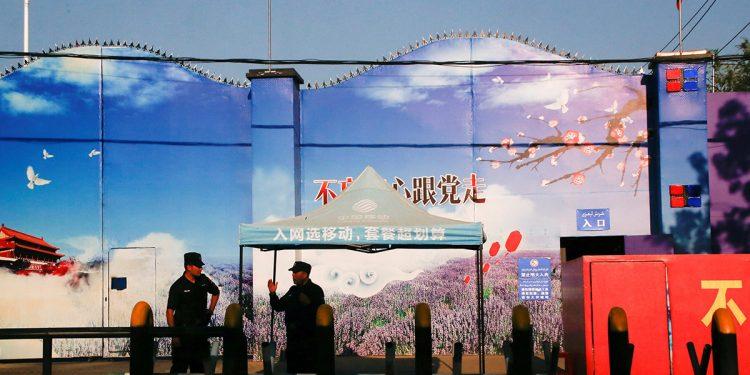 China uigures
