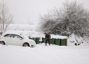 España nieve