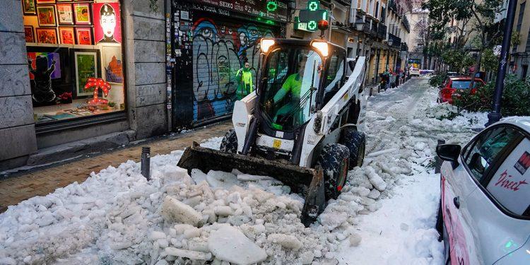 Madrid zona catastrófica