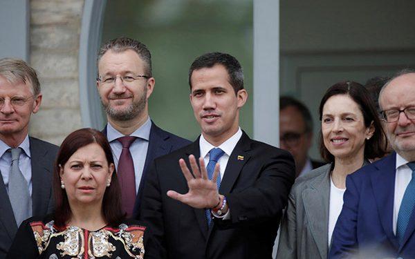 Parlamento Europeo Venezuela