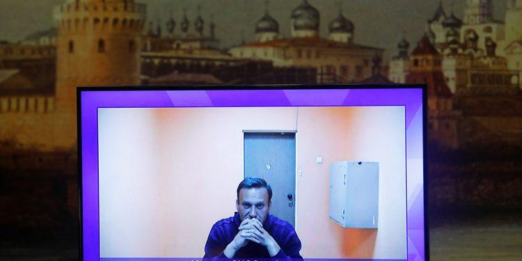 Tribunal Navalni