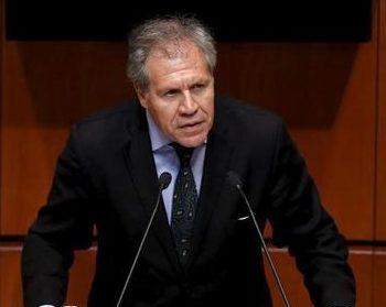 Luis Almagro insta a la CPI a actuar sobre Venezuela | REUTERS