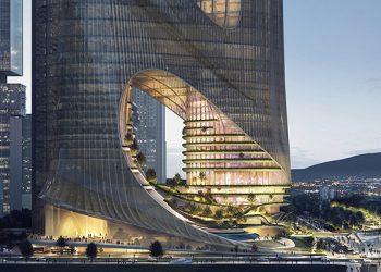 La Torre C de Shenzhen Bay