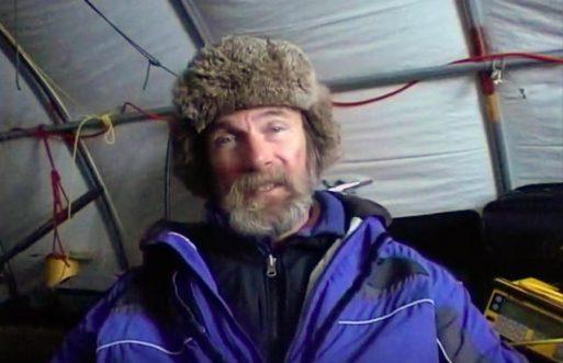 Steffen viajaba a Groenlandia con frecuencia a estudiar los glaciares / REUTERS