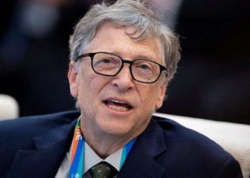 Bill Gates, filántropo y cofundador de Microsoft. Foto: Reuters.
