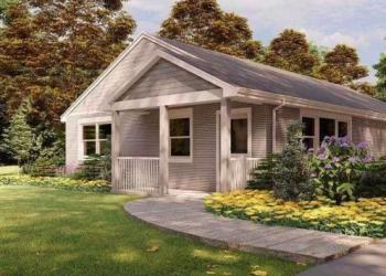 Esta casa de Nueva York ha sido impresa en 3D en solo unos días. ZILLOW