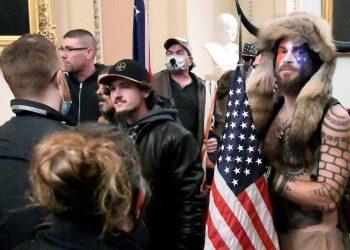 Identifican a asaltantes del Capitolio