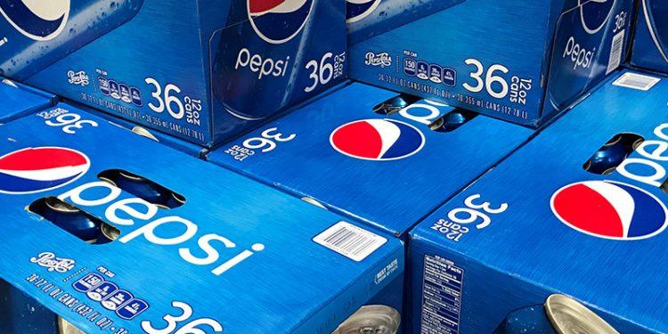 PepsiCo Europa huella de carbono