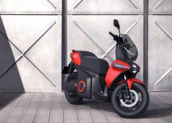 Scooters de 50cc. E-Scooter Concept el nuevo producto de SEAT