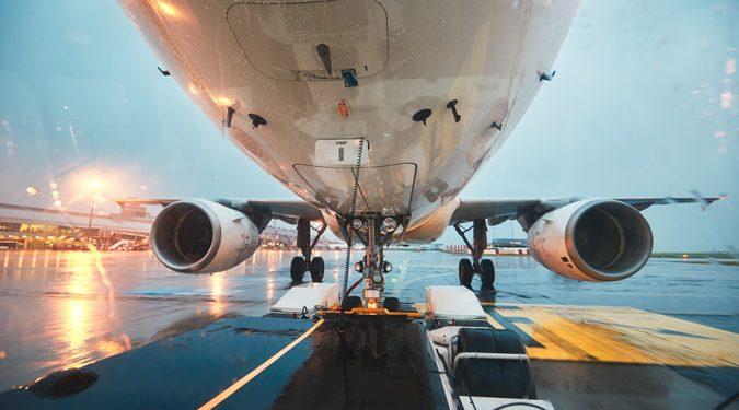 aeropuertos cambio climático