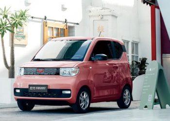 El Hong Guang Mini EV se convierte en el más popular del mundo. SIAC y GM