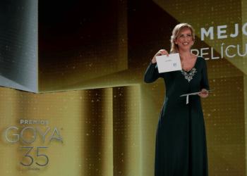 Entrega de los Premios Goya de la Academia de Cine Español en Málaga REUTERS
