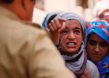 Protesta para exigir responsabilidades por el desastre de Bhopal (India). REUTERS