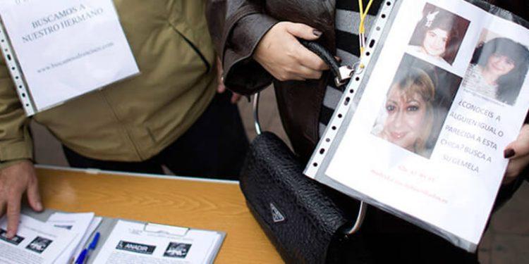 España desapariciones forzadas