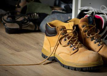 Zapatos bacterias
