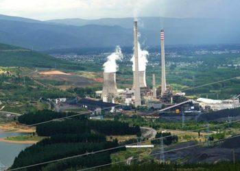 Centrales de carbón en España