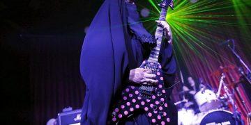 Con la aprobación en un referéndum de la prohibición del nigab, el velo que cubre media cara a las musulmanas, la profesional del heavy metal Gisele Marie tendrá inconvenientes para presentarse en Suiza | REUTERS