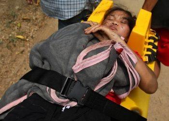 Brutal represión por parte del ejército de Birmania deja más de 100 muertes, incluyendo niños. REUTERS