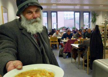 pobreza en Alemania