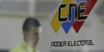 CNE del régimen de Maduro