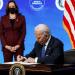 Biden revierte políticas de Trump sobre investigaciones médicas con tejido fetal humano. REUTERS