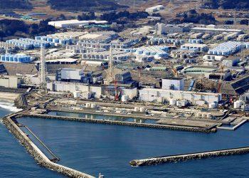 Japón Fukushima agua radiactiva