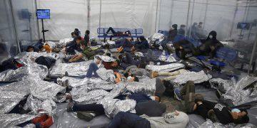 Niños migrantes México- EE UU