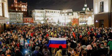 Putin protestas