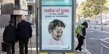 marketing engañoso gas fósil