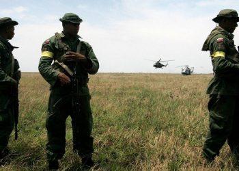 militares de Venezuela