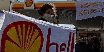 Shell plan climático