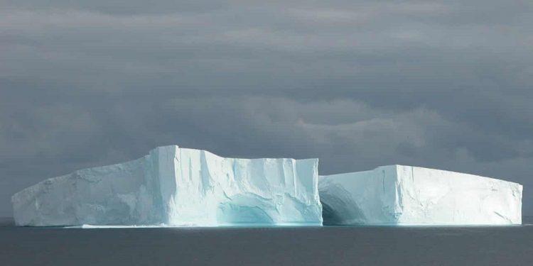 El mayor iceberg del mundo se separó de la banquisa de Ronne en la Antártida