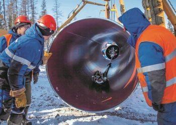 Rusia petróleo Ártico