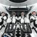 SpaceX y la NASA aterrizan con éxito a cuatro astronautas que venían desde la Estación Espacial Internacional