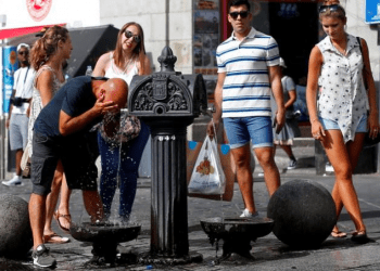 El estudio revela que la temperatura media de 2020 en España fue de 14,8 ºC. REUTERS