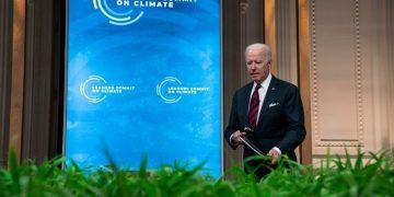 Presidente Joe Biden anuncia el plan 30x30 cuyo objetivo plantea la conservación de tierras y aguas para 2030. REUTERS